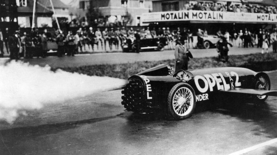 90 yıl önce Opel, roket yakıtıyla 240 km/s hıza ulaşmıştı