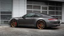 TOPCAR dresses Porsche 911 Carrera 4S in carbon