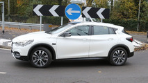 Infiniti QX30 spy photo