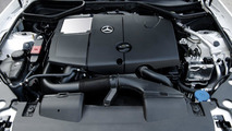 2012 Mercedes-Benz SLK 250 CDI 17.08.2011