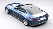 BMW 8-Series rendering