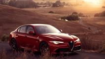 2017 - Alfa Romeo Giulia Quadrifoglio Verde