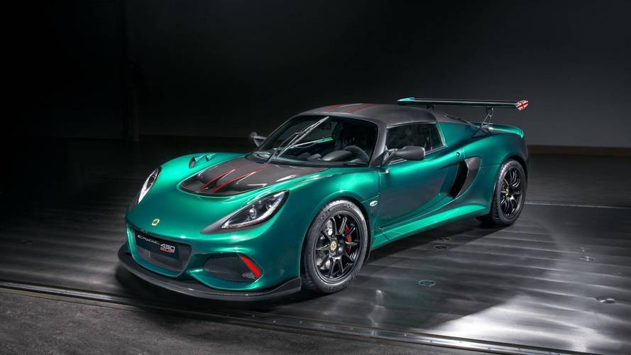 Lotus Exige Cup 430 Is The Meanest Exige To Date