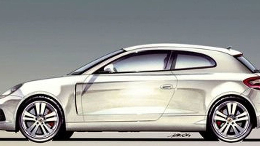 Porsche May Develop New Golf-Sized Entry Level Car