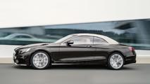 2018 Mercedes-Benz S560 Cabriolet