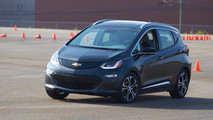 Chevy Bolt EV Autocross