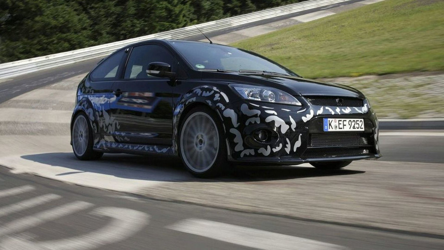 Official Focus RS Photos & Details Released