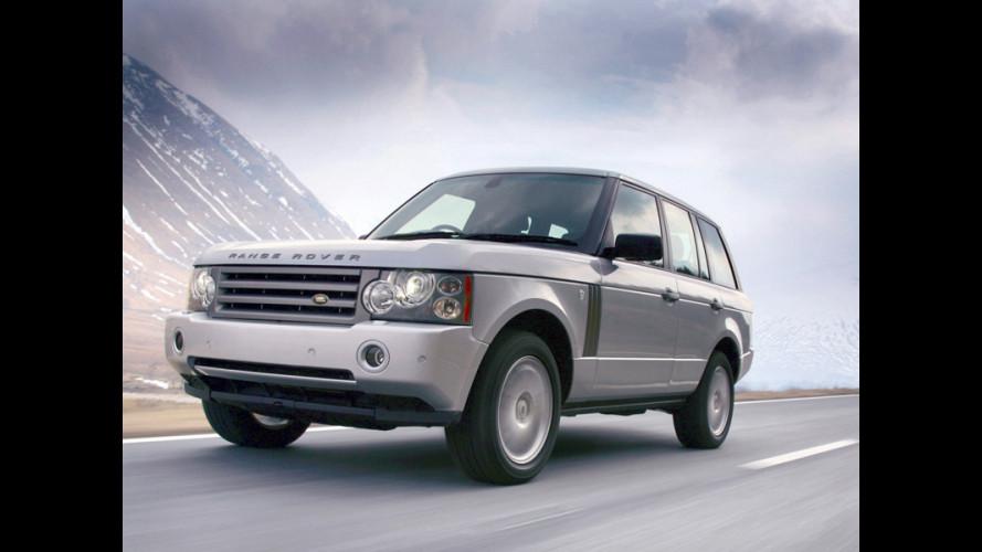 Range Rover 2007: arriva un diesel V8