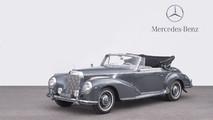 1955 Mercedes-Benz 300 S Cabriolet