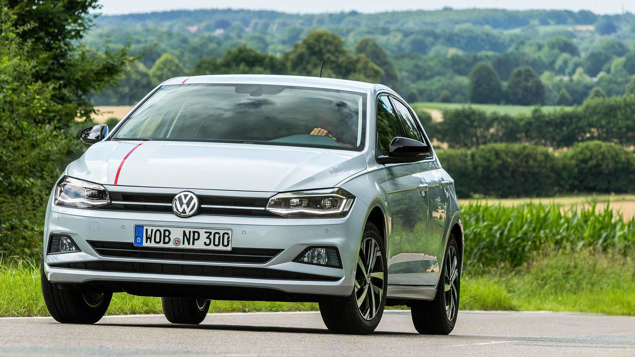 2018 volkswagen polo 1 0 tsi 95 first drive like a golf. Black Bedroom Furniture Sets. Home Design Ideas