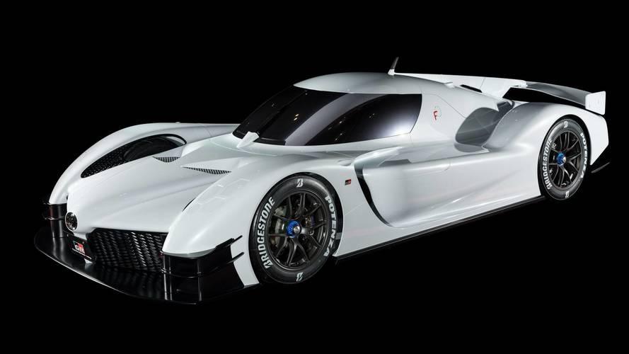 Le Toyota GR Sport Concept défie les Project One et Valkyrie !