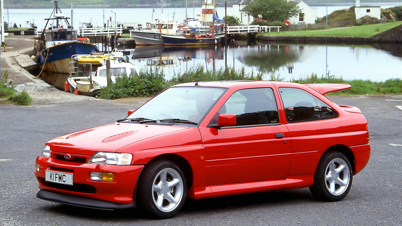 Ford Escort RS Cosworth (1992)