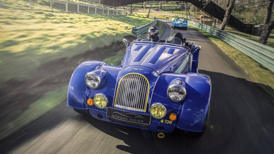 Morgan Plus 8 50th Anniversary Edition, efsaneye selam yolluyor