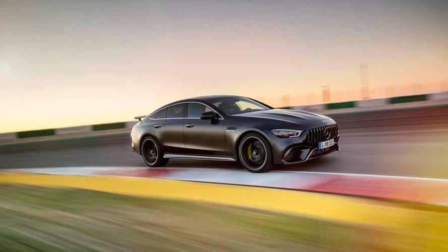 2018 Mercedes-AMG GT Coupe, Cenevre'ye 640 bg güç getirdi