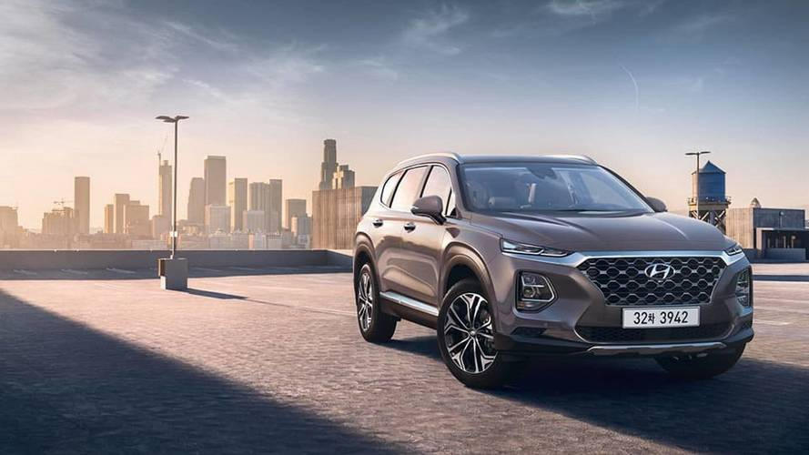 Az új Hyundai Santa Fe