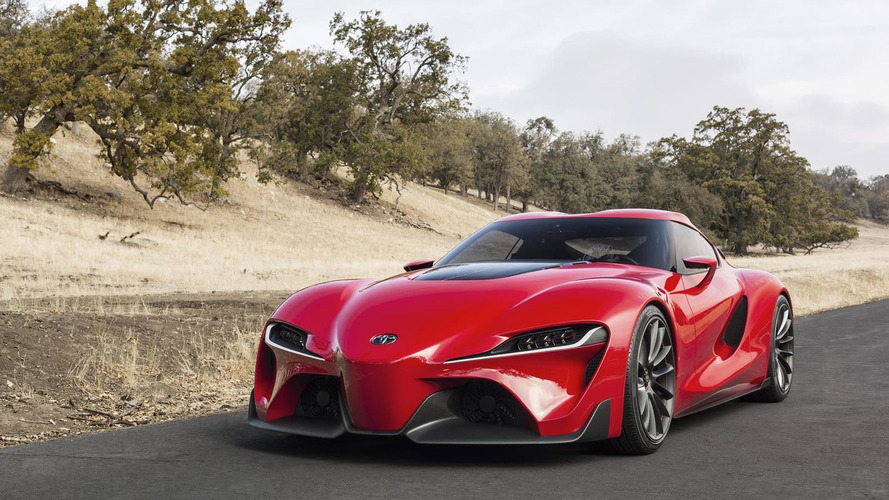 Jointly-developed BMW & Toyota sports cars to be about the size of the Porsche 911