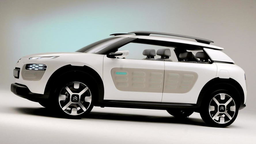Citroen Cactus concept revealed