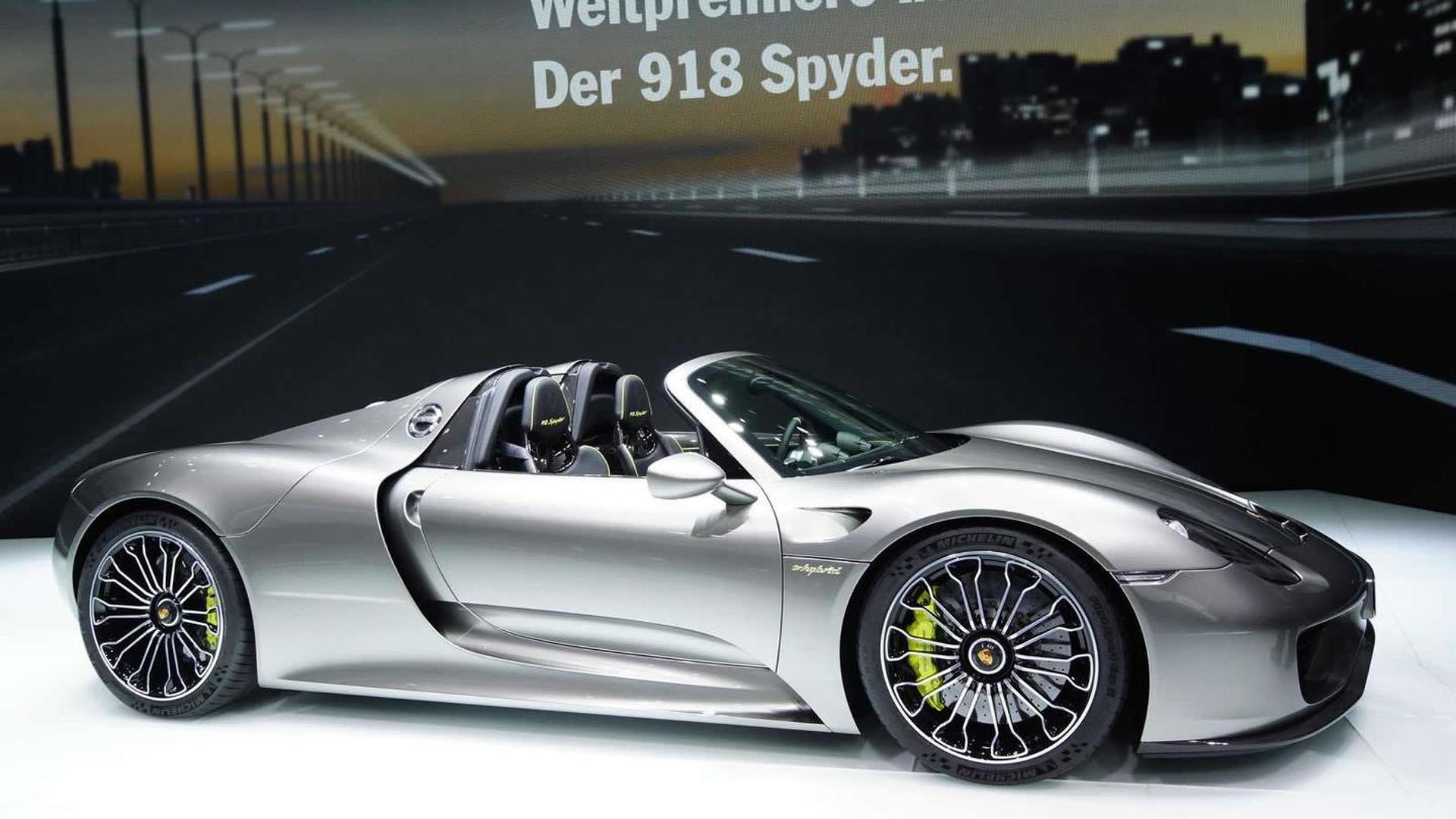 2013-410737-porsche-918-spyder-production-model-live-at-2013-frankfurt-motor-show1 Interesting Porsche 918 Spyder Weissach Package Prijs Cars Trend