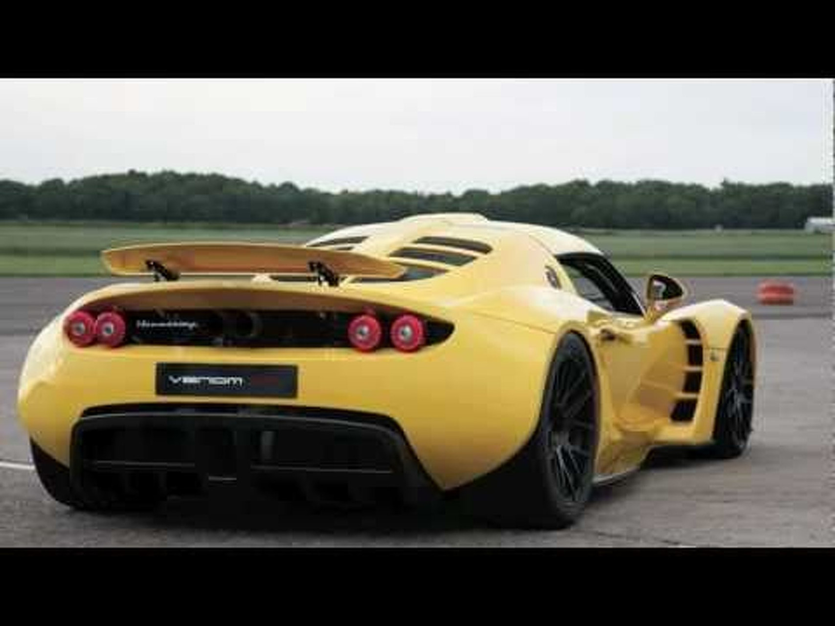 Hennessey Venom GT Prepares for Goodwood Festival of Speed