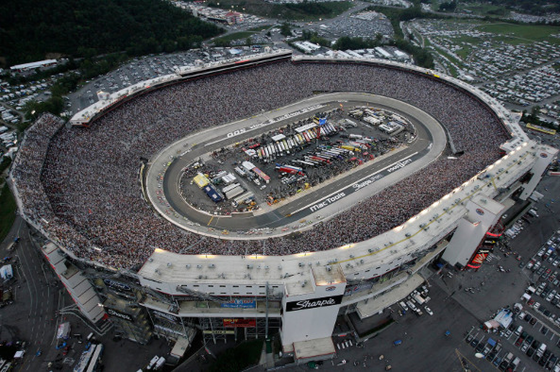 NCAA May Host Football Game at Bristol Motor Speedway