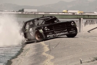 Watch Ken Block Make LA His Playground in Gymkhana 7