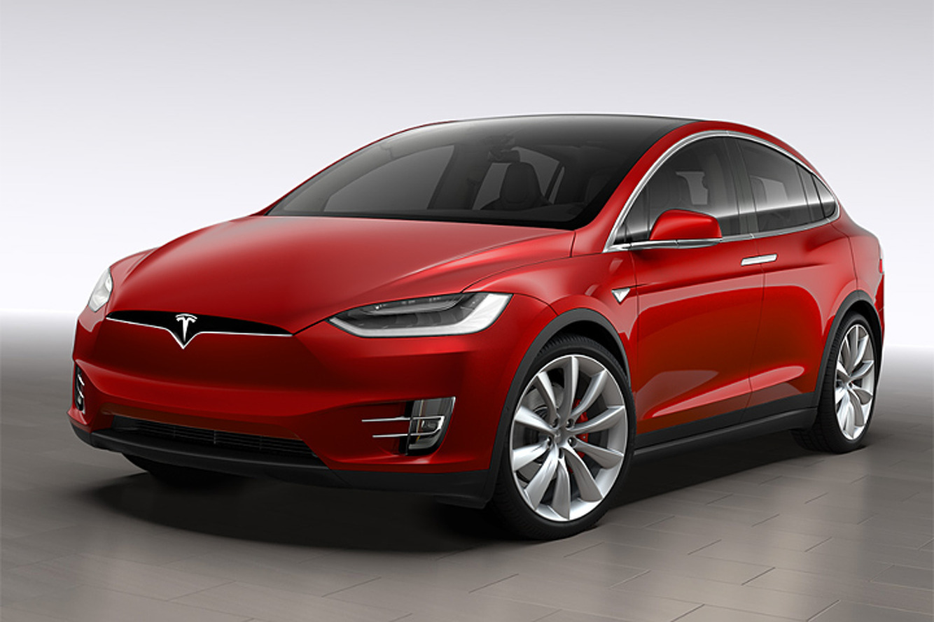 Price For Base Tesla Model X Reduced by $3,000