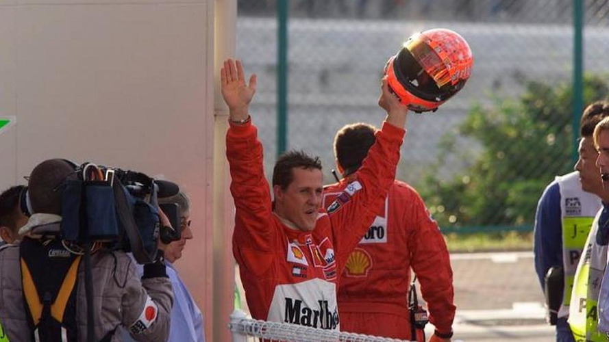 Schumacher making 'progress' at home - doctor