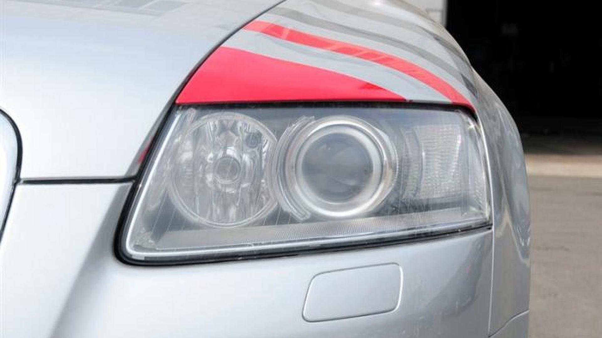 Передние фары Audi A6 Pickup