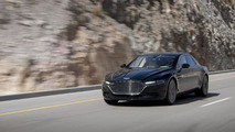 Aston Martin Lagonda verification prototype