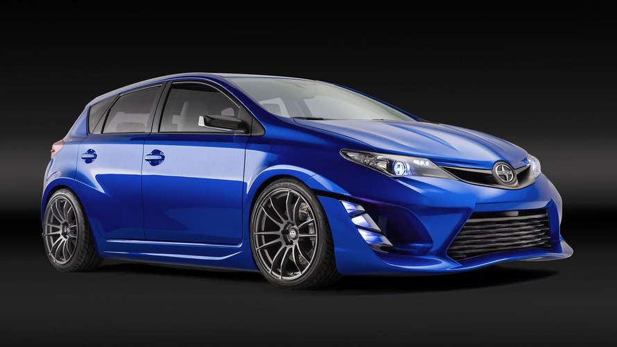 Scion iM concept unveiled ahead of Los Angeles Auto Show debut