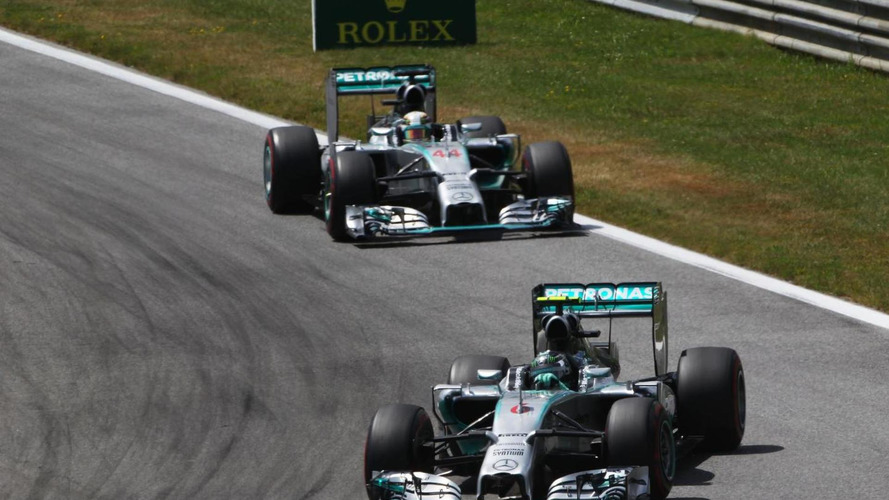 Mistakes cost Hamilton, rivalry hurting Mercedes