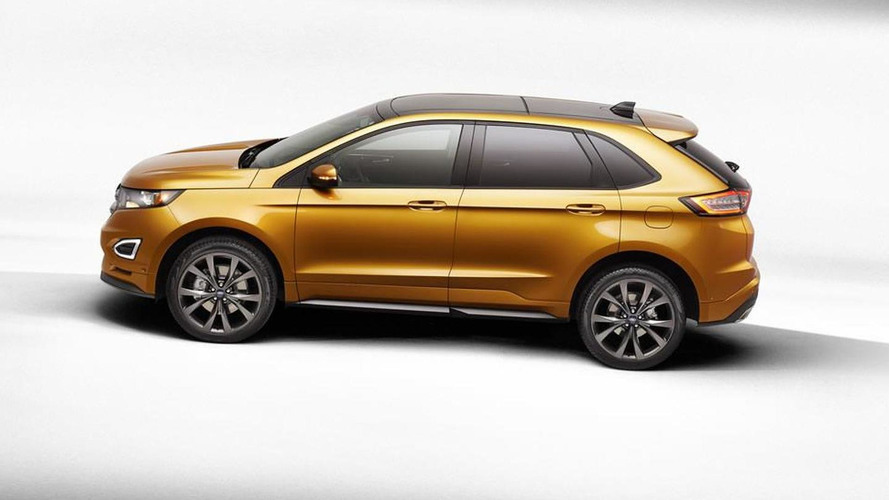 2015 Ford Edge Sport performance specifications announced
