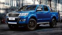 Toyota Hilux Invincible X (UK-spec)