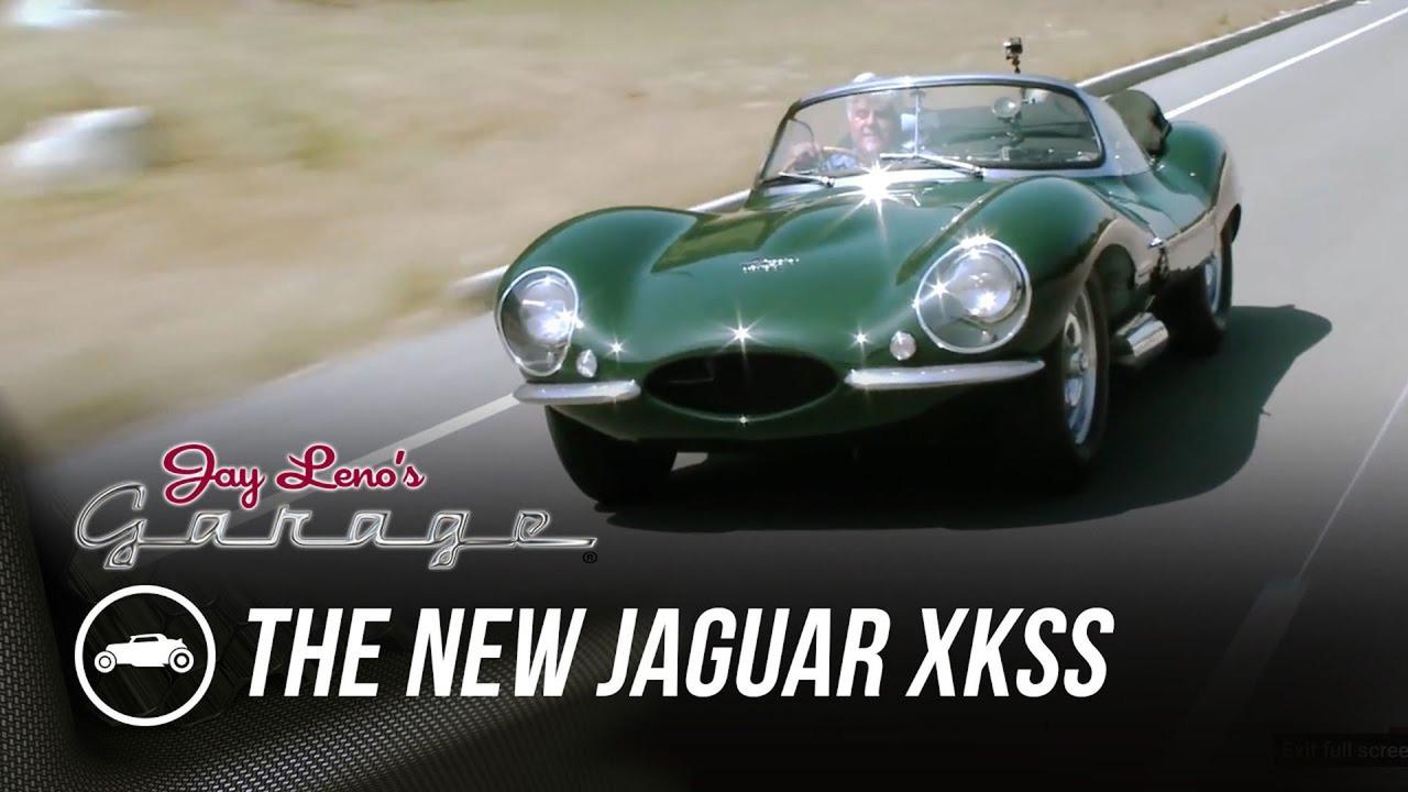 Jaguar XKSS Jay Leno's Garage