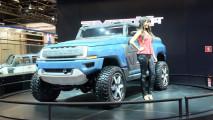 Ford Troller concept at Brazilian auto show previews future Bronco