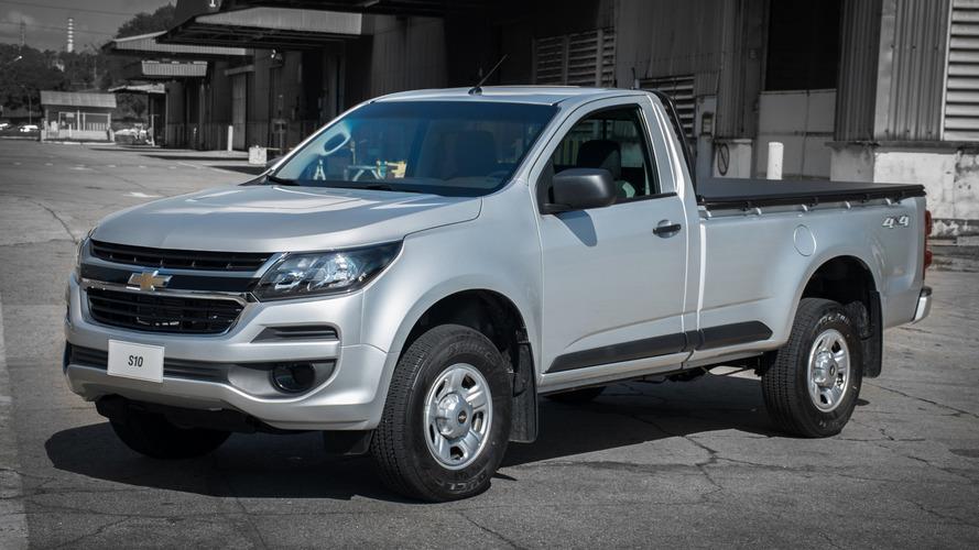 GM dará férias coletivas para 2,2 mil funcionários na fábrica da S10
