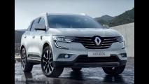 Renault Koleos: nova geração tem primeira foto oficial divulgada