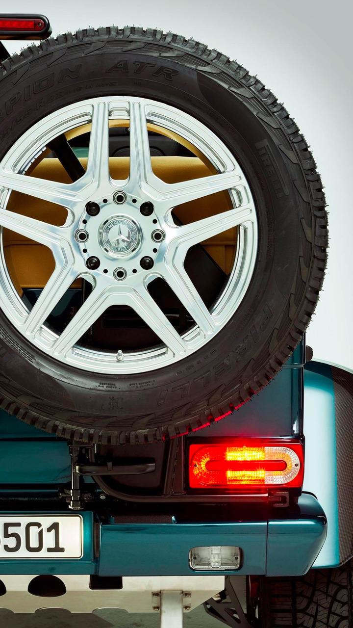 Mercedes-AMG G 65 4x4 Cabriolet