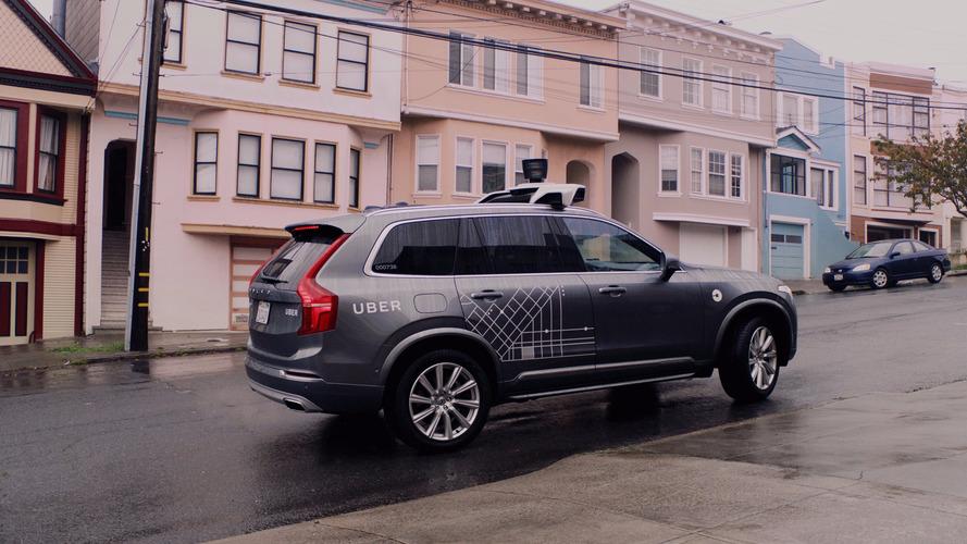 Volvo fournira des milliers de voitures autonomes à Uber