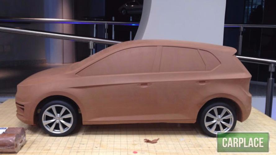 Novo Seat Ibiza confirma design do novo Gol que mostramos em 2014