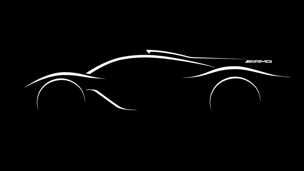 Mercedes-AMG Project One é revelado pelo Linkin Park