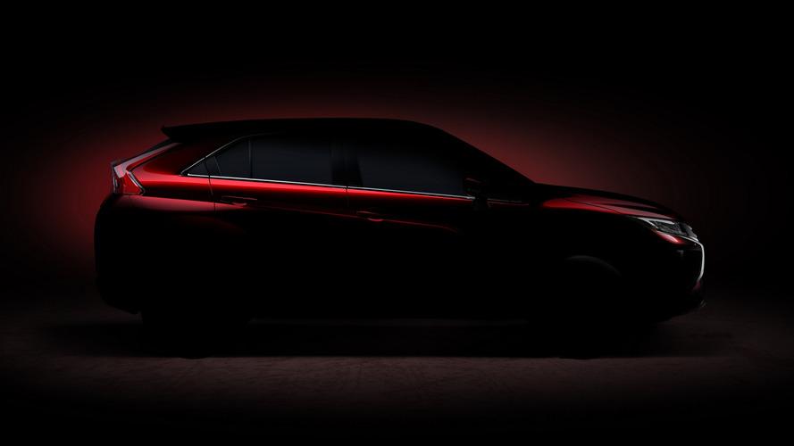 Mitsubishi- Une première image teaser de son nouveau SUV