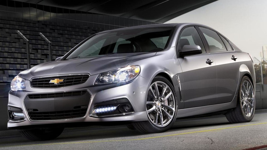2014 Chevrolet SS won't be sold in Canada