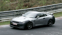 SPY PHOTOS: Nissan GT-R Latest