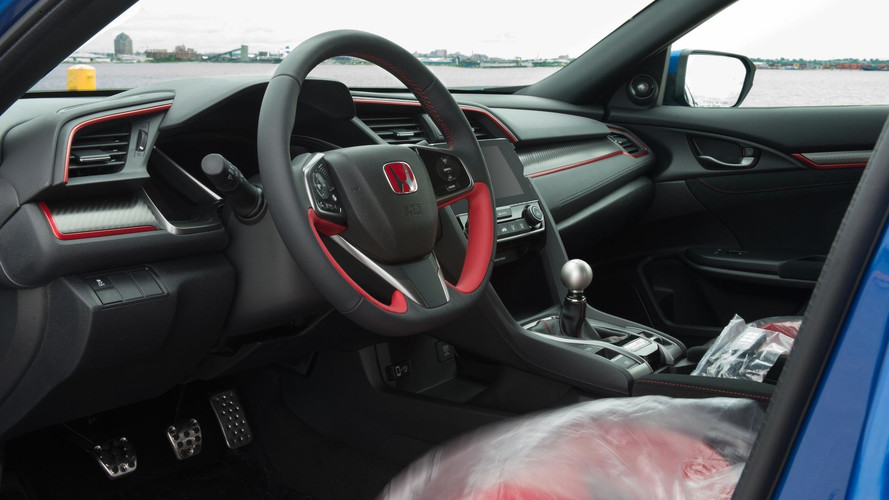 İlk Honda Civic Type R - A.B.D.