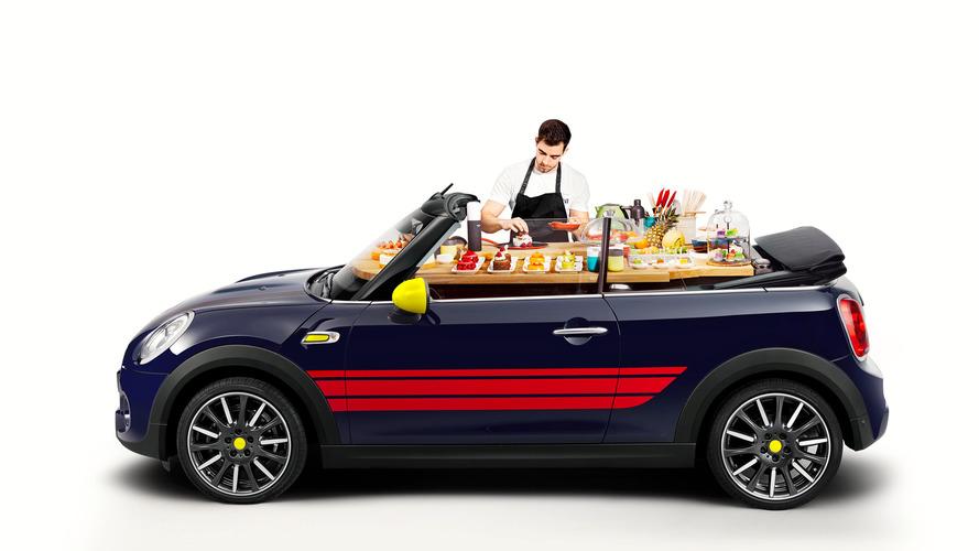 Transformez la Mini Cabrio... en Food Truck !