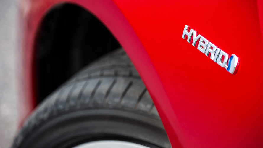 4 In 10 New UK Toyotas Are Hybrids