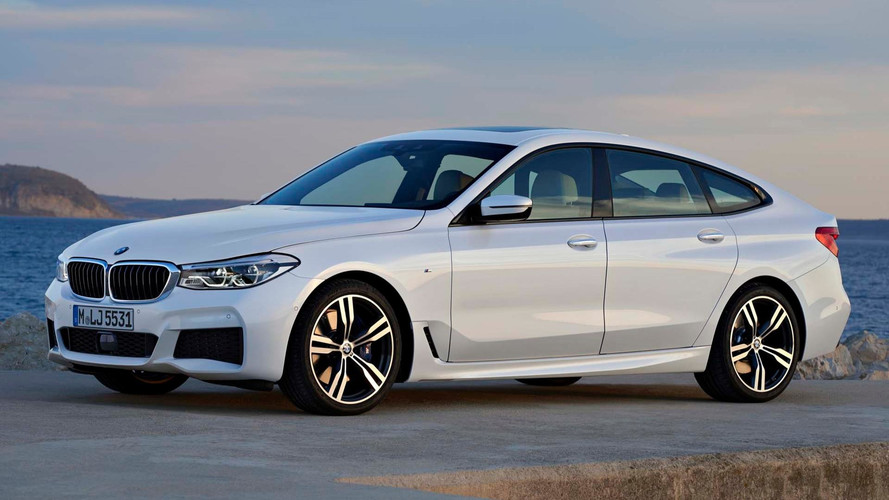Spend 20 Minutes Of Your Day With The BMW 6 Series Gran Turismo