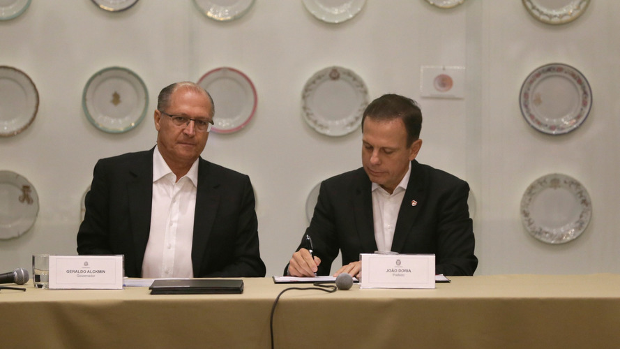 Prefeitura e governo de SP querem punir emplacamentos em outros Estados