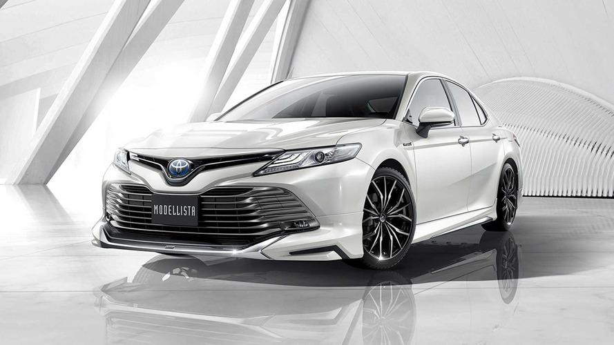 Toyota, Camry TRD ve Modellista'yı tanıttı